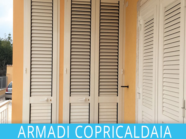 Armadi Copricaldaia