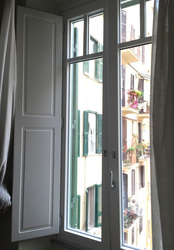 Finestre in pvc - Le finestre roma ...